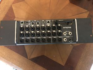 Midas 18 digital sound mixer for Sale in Cutler Bay, FL