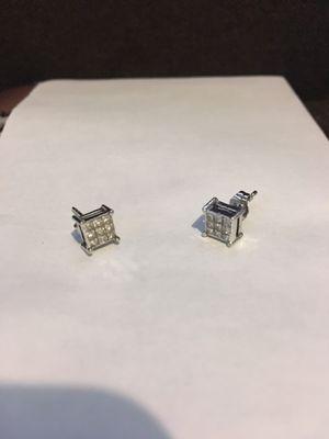 1/2K Diamond Ear Rings for Sale in Upland, CA