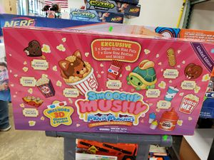 Smooshy Mushy Movie Theater Gift Set $15 FIRM for Sale in Redlands, CA