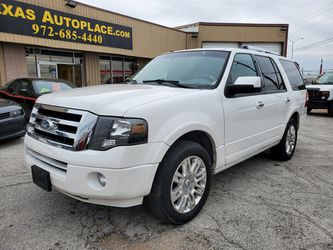 2011 Ford Expedition Limited for Sale in Dallas, TX