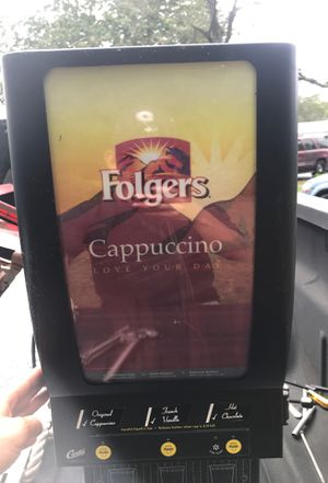 Curtis Cafe PC-3 Folgers Cappuccino Machine for Sale in Dagsboro, DE