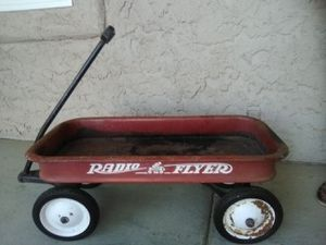 Radio flyer wagon for Sale in Corning, CA