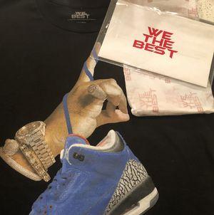"""e46fd0d969c0d5 DJ Khaled """"Father of Asahd"""" shirt OFFICIAL size XL Nike Air Jordan 3 100"""