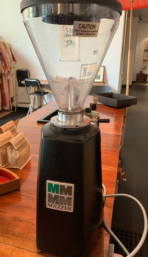 Mazzer Luigi, Super Jolly Timer (9years old) for Sale in Portland, OR