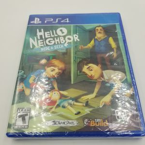 PS4 Hello Neighbor for Sale in Alexandria, VA