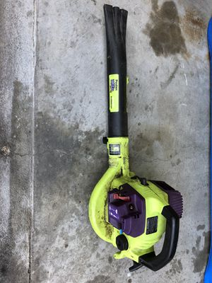 Leaf blower for Sale in Wrightstown, NJ