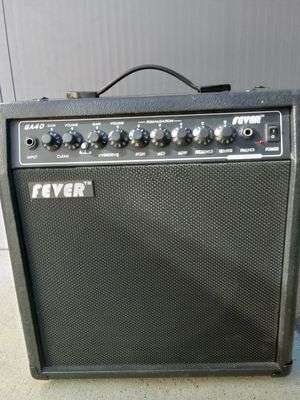 Fever guitar amplifier for Sale in Commerce, CA