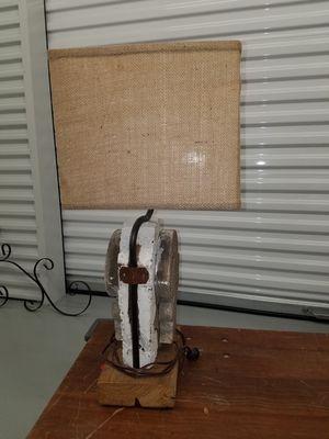 Antique Corbal Light from Warrenton for Sale in Houston, TX