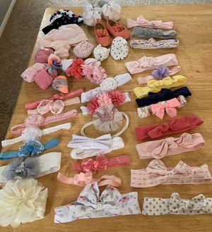Baby girl bundle nb, 0-3, 3, 3-6, 6-9,12 for Sale in Mesa, AZ