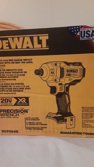 "DeWalt 1/2"" Mid-Range Impact Wrench (tool only) for Sale in St. George, UT"