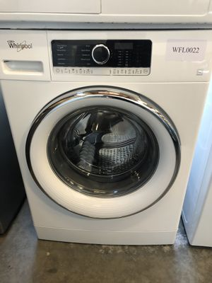 WHIRLPOOL WASHER for Sale in El Monte, CA