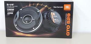 JBL GTO-529 5.25in loudspeaker for Sale in Greenville, SC