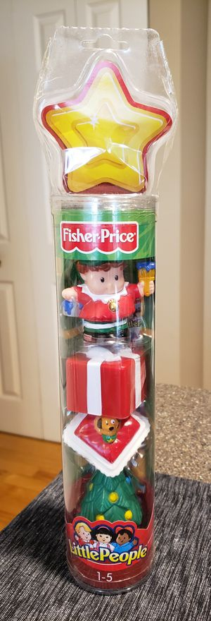 NEW! FISHER PRICE LITTLE PEOPLE CHRISTMAS for Sale in Oswego, IL
