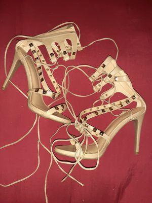 Charlotte russe heels for Sale in San Bernardino, CA