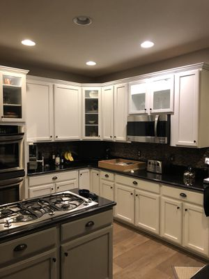Kitchen doors, drawer fronts and black granite for sale! for Sale in Sterling, VA