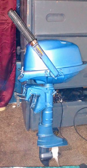 Yamaha Outboard Boat Motor for Sale in Seattle, WA