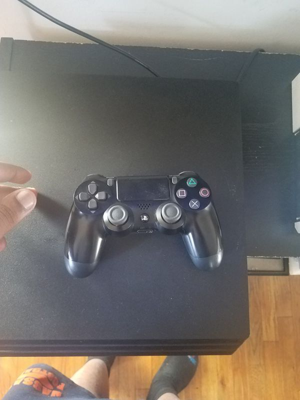 ps4 pro need gone pick up only