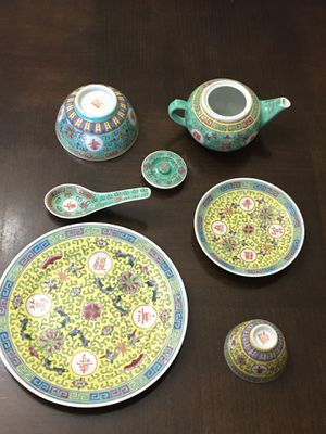China full set dishes for Sale in Santee, CA