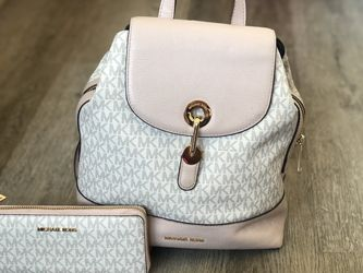 Michael Kors backpack and wallet for Sale in Sacramento,  CA
