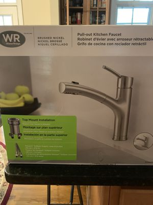 Kitchen faucet for Sale in Annandale, VA