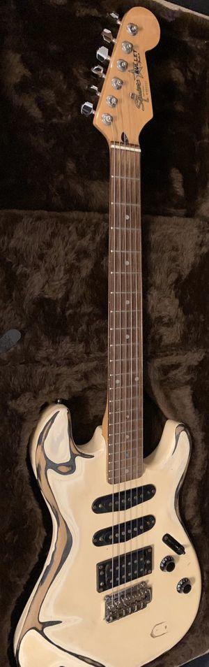 1988 Korea Fender Squier Bullet 1 Relic with Hagstrom Case electric Guitar for Sale in La Puente, CA
