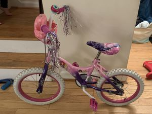 15 in Huffy Disney Princess bike for Sale in Alexandria, VA