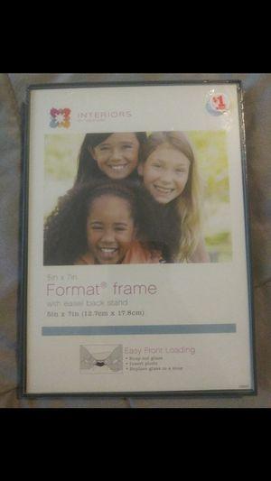 Photo frame 5in.×7in. $1.00 PICK UP ASAP for Sale in San Bernardino, CA