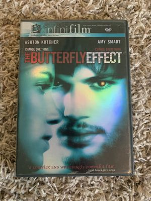 Butterfly effect on DVD for Sale in Hanford, CA