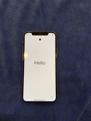 Apple IPhone X 256G Silver (Unlocked) for Sale in El Cajon, CA