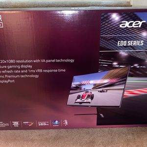 "32"" Inch Acer EDO Series CURVED !!! $$$ for Sale in San Dimas, CA"
