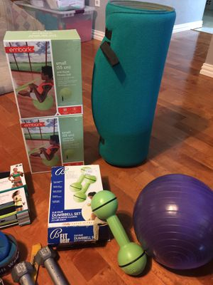 Fitness items for Sale in Carrollton, TX