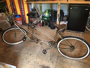 2 seater bike for Sale in Savannah, GA