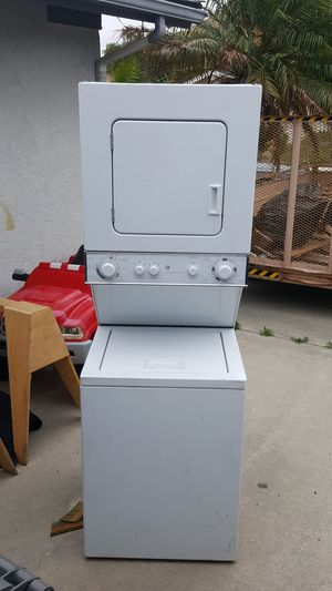 Electric Washer And Dryer for Sale in Oceanside, CA