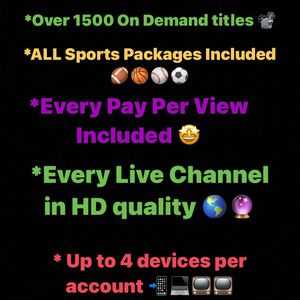 Firestick With Cable App Uploaded For Sale for Sale in Wake Forest, NC