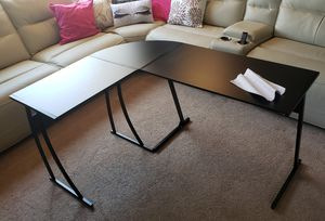 Home office Computer Desk L Shaped for Sale in Las Vegas, NV