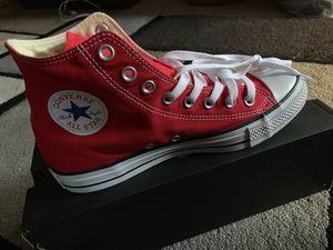 Red Converse for Sale in Denver, CO