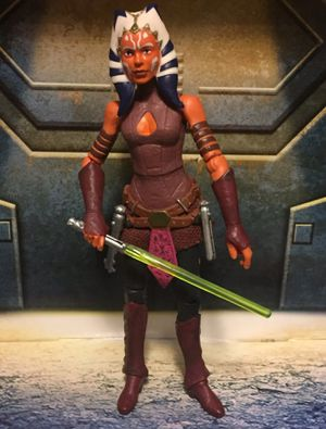 "Star Wars Black Series AHSOKA TANO 3.75"" Mandalorian for Sale in Los Angeles, CA"