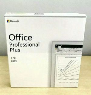 Microsoft Office 2019 for Sale in San Diego, CA