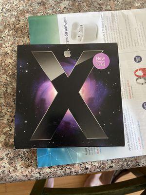 OS X Leopard Install disc for Sale in El Segundo, CA