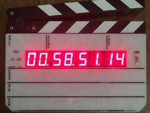Denecke Ts-2 Time Code Slate for Sale in Los Angeles, CA
