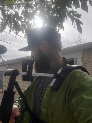 Peter Lisand Lsp-92 video camera shoulder mount for Sale in Aurora, CO