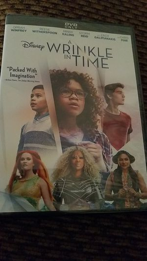 A Wrinkle in Time video for Sale in RANCHO SUEY, CA