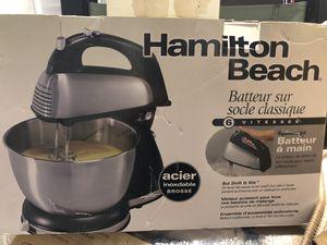 New in box Hamilton beach mixer for Sale in Dunedin, FL