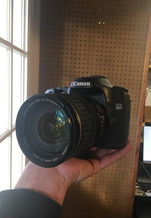 Canon EOS 40D for Sale in Sparrows Point, MD
