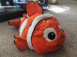 Finding Nemo Kids Costume Hat for Sale in San Diego, CA