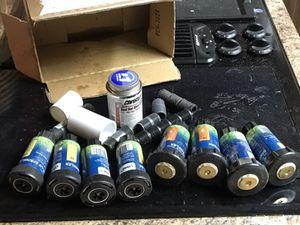 Sprinkler assrtmnt w/ connections & glue for Sale in Mesa, AZ