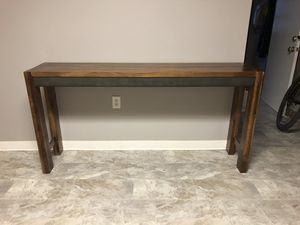 Counter-Height Table / Bar for Sale in Bristol, PA