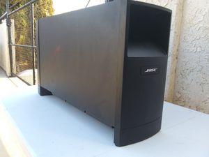 Bose home 3 sub speaker system for Sale in Phoenix, AZ