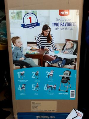 BRAND NEW GRACO 6 IN 1 HIGH CHAIR for Sale in Pico Rivera, CA