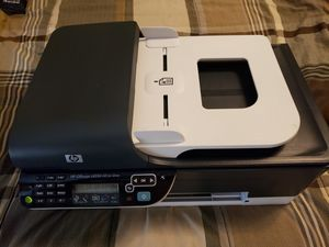 HP Officejet All-In-One Inkjet Printer for Sale in Beaumont, TX
